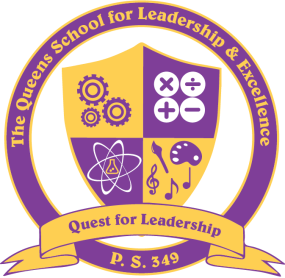 PS 349 logo